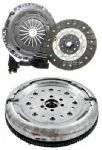 DUAL MASS FLYWHEEL DMF & CLUTCH KIT VOLVO V50 MW S40 & FORD DOCUS & MAZDA 3